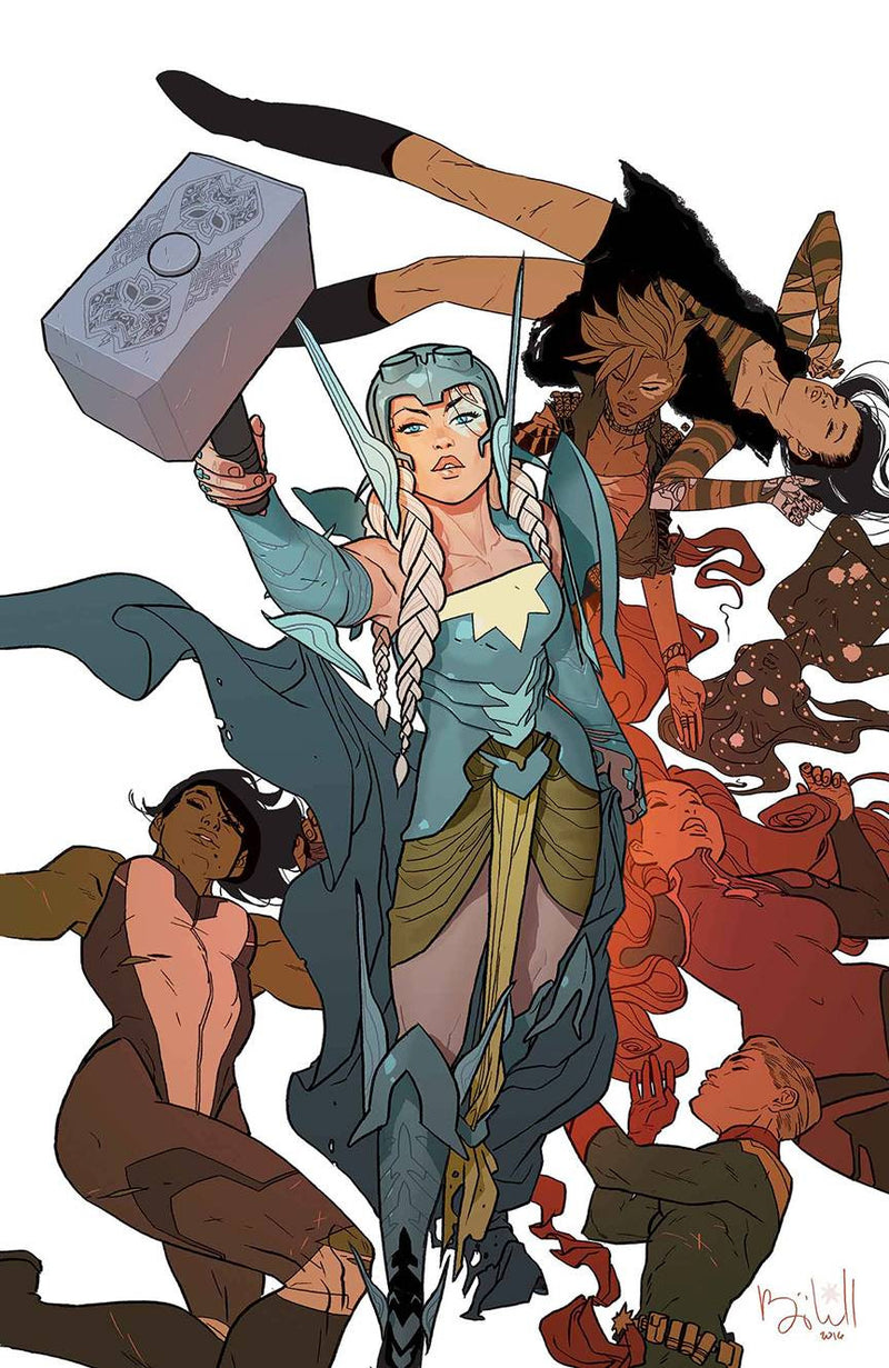A-FORCE #6