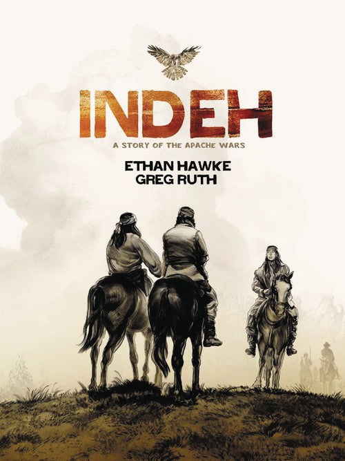 INDEH STORY OF THE APACHE WARS