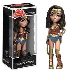 DC HEROES WONDER WOMAN ROCK CANDY FIGURES