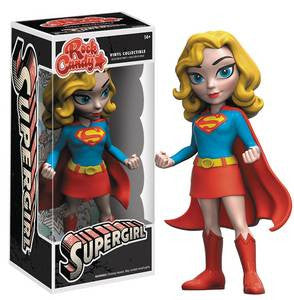 DC HEROES ROCK CANDY FIGURES
