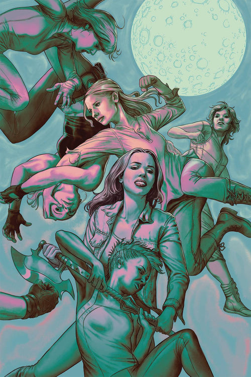BUFFY THE VAMPIRE SLAYER  Season 11 #8
