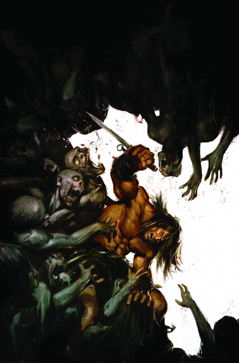 KING CONAN: THE HOUR OF THE DRAGON #6 (OF 6)