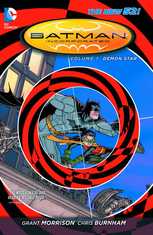 BATMAN, INCORPORATED VOL. 1: DEMON STAR TP