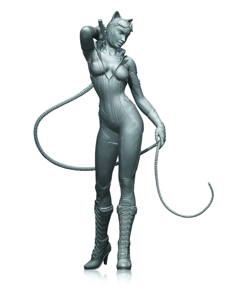 BATMAN: ARKHAM CITY CATWOMAN STATUE