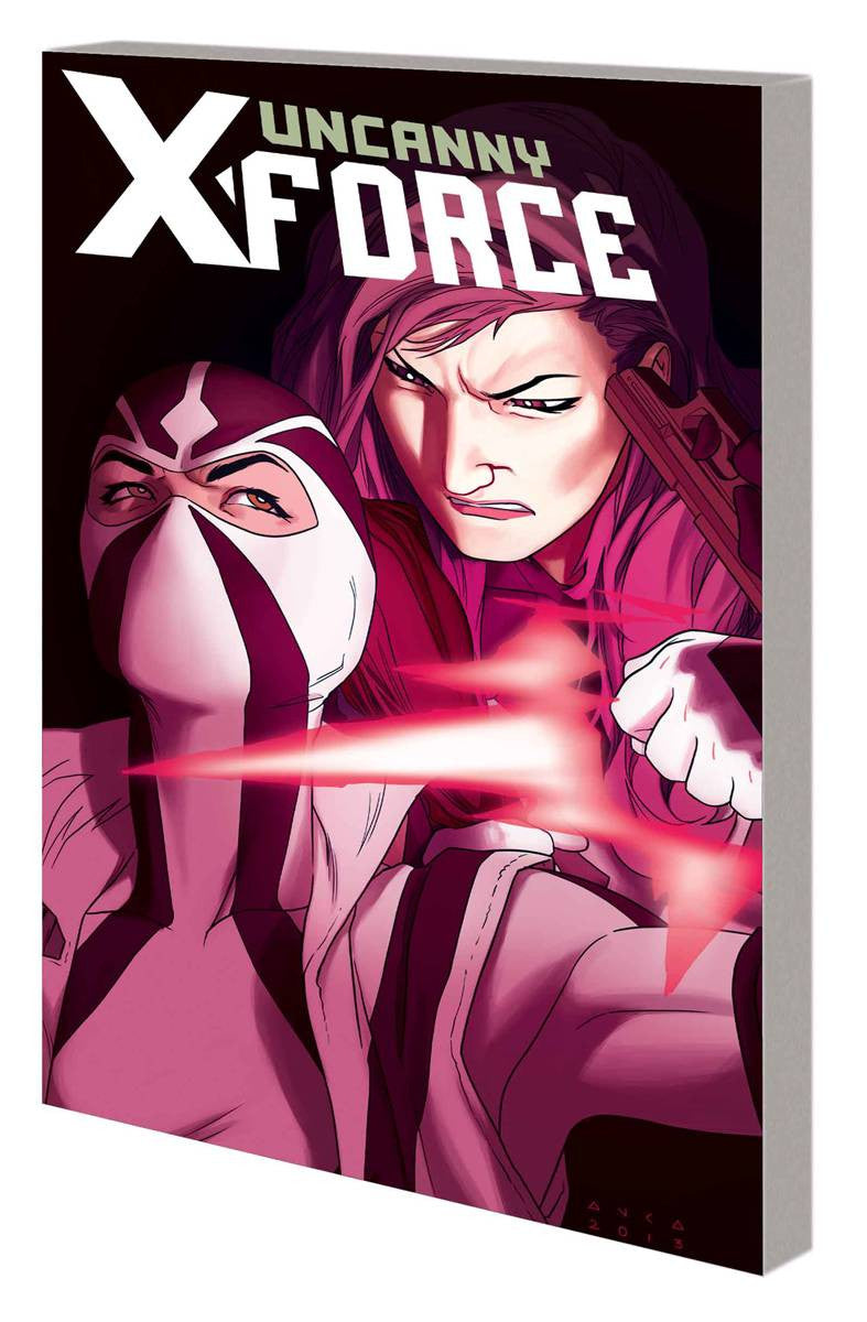 UNCANNY X-FORCE VOL. 2:AND THEN THERE WERE THREE TPB