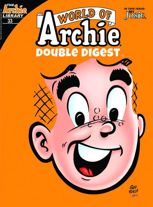 ARCHIE & FRIENDS DOUBLE DOUBLE DIGEST #33
