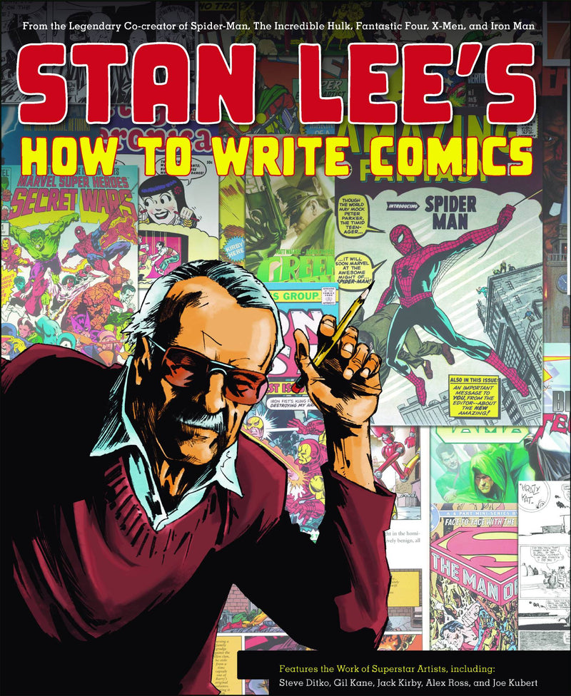 STAN LEE'S HOW TO WRITE COMICS SC