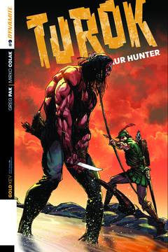 TUROK: DINOSAUR HUNTER #9