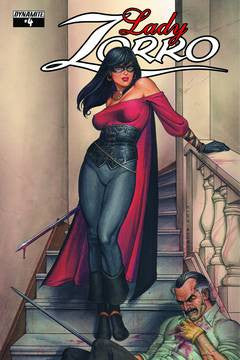 LADY ZORRO #4 (OF 4)