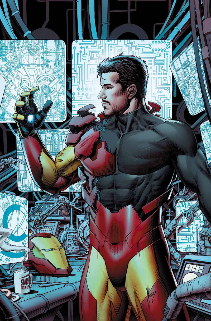 INVINCIBLE IRON MAN #14  CW2