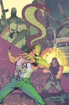 BIG TROUBLE IN LITTLE CHINA/ESCAPE FROM NEW YORK #1