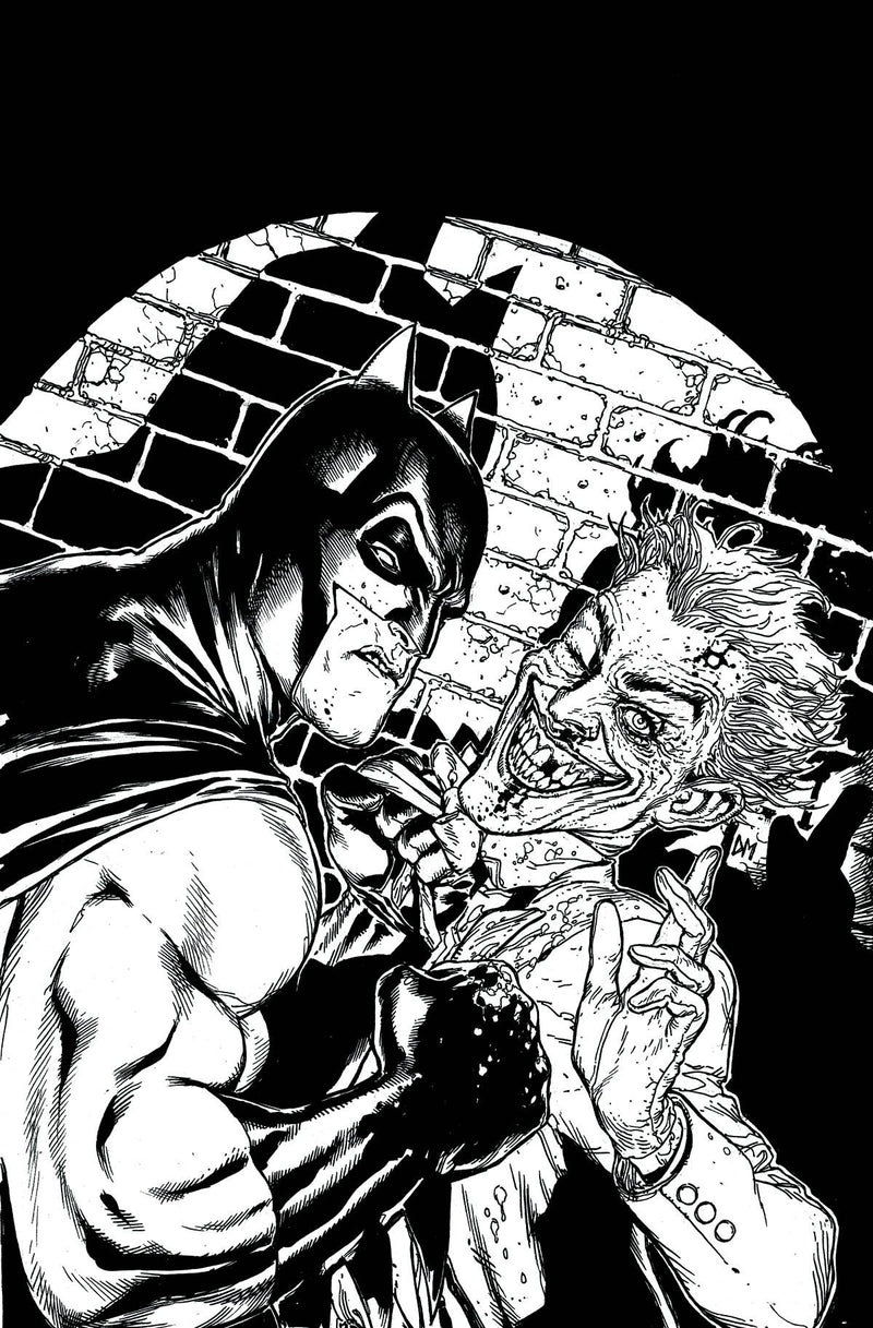 BATMAN BLACK AND WHITE #6