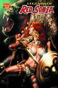 LEGENDS OF RED SONJA #4 (OF 5)