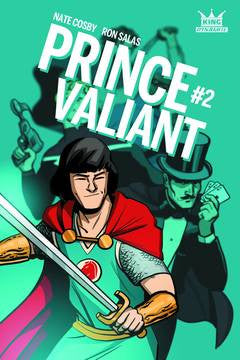 KING: PRINCE VALIANT #2