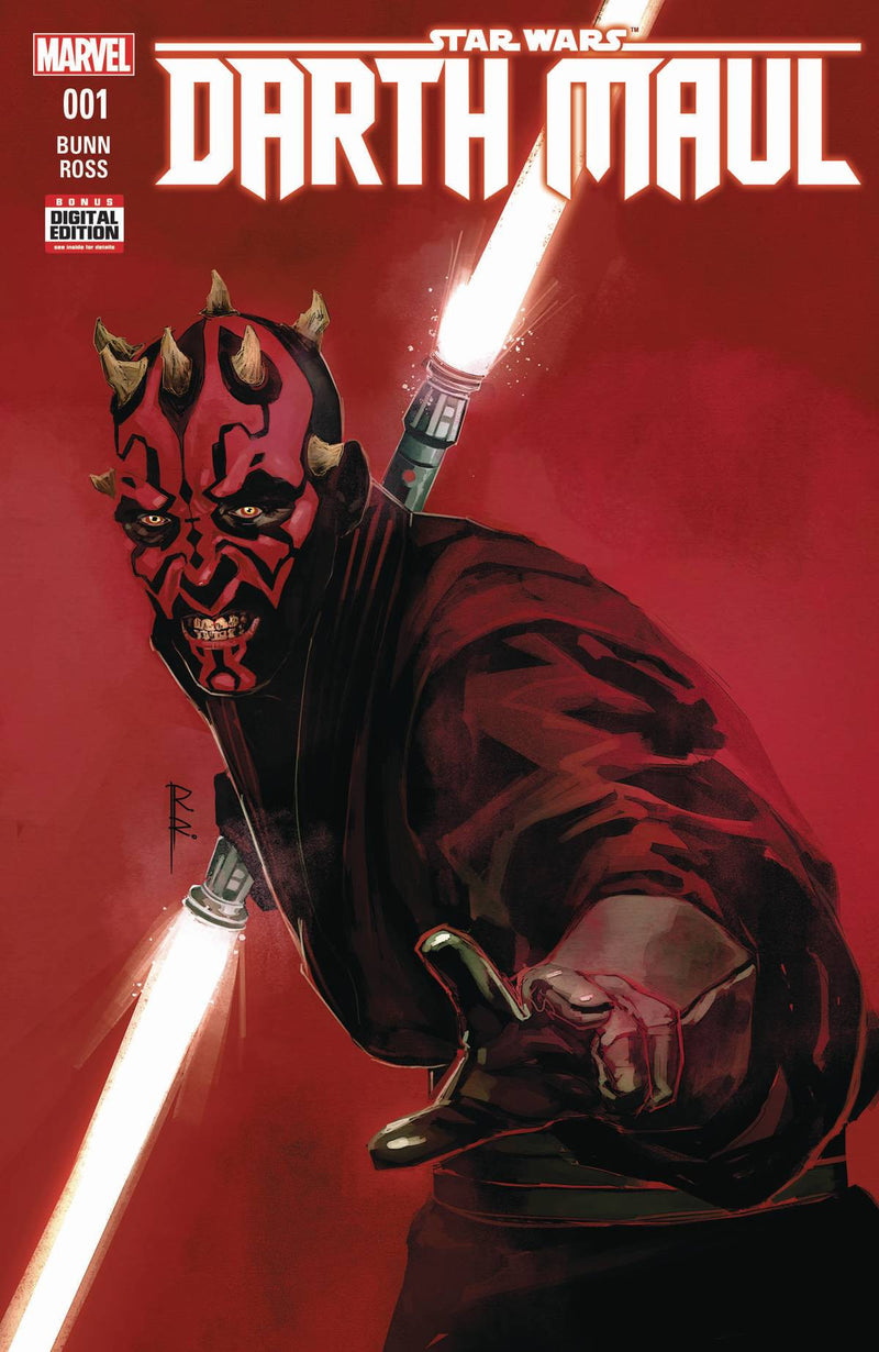 DARTH MAUL #1 (OF 5)