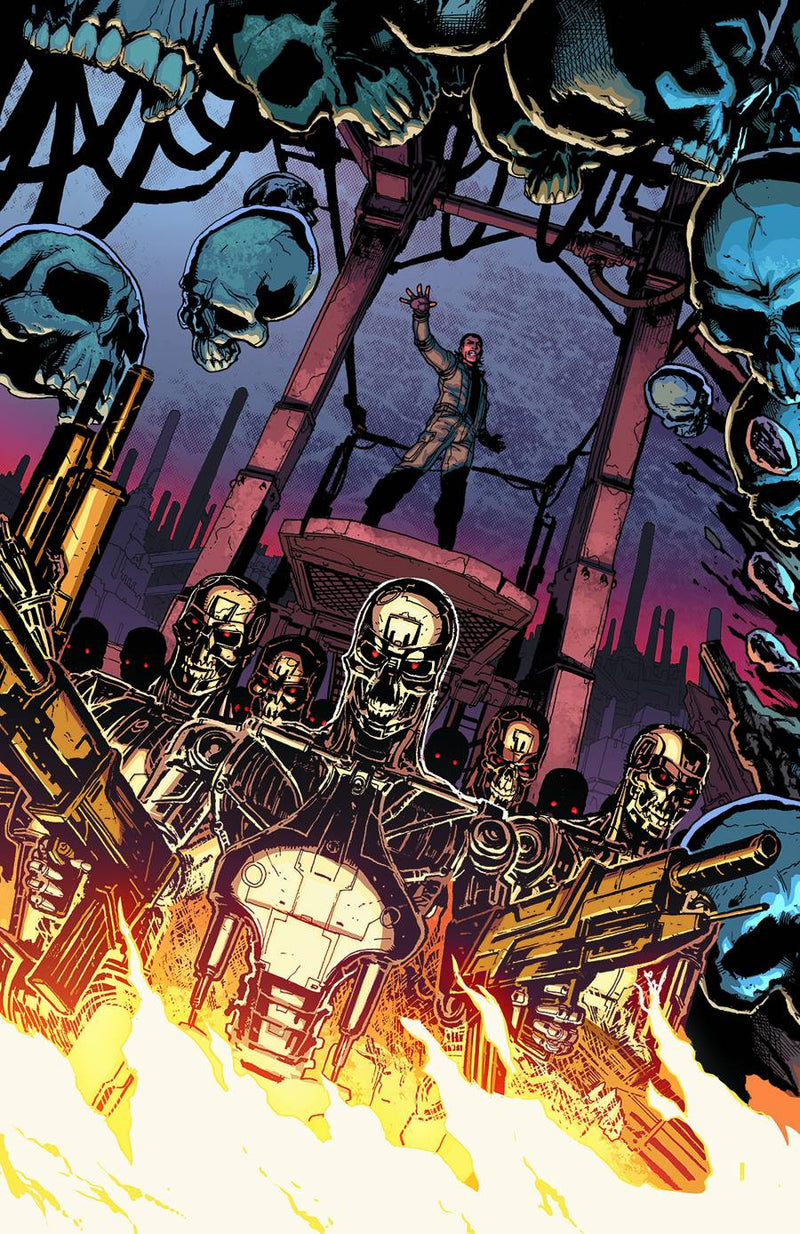 TERMINATOR SALVATION: THE FINAL BATTLE #5 (OF 12)