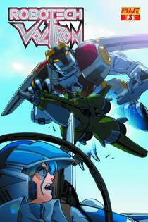 ROBOTECH/VOLTRON #3 (OF 5)