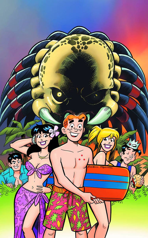 ARCHIE VS. PREDATOR #1 (OF 4)