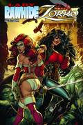 LADY RAWHIDE / LADY ZORRO #2 (OF 4)