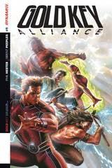 GOLD KEY: ALLIANCE #1 (OF 5)