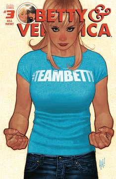 BETTY & VERONICA  #3 CVR A