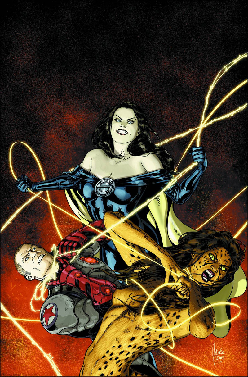 FOREVER EVIL: A.R.G.U.S. #6
