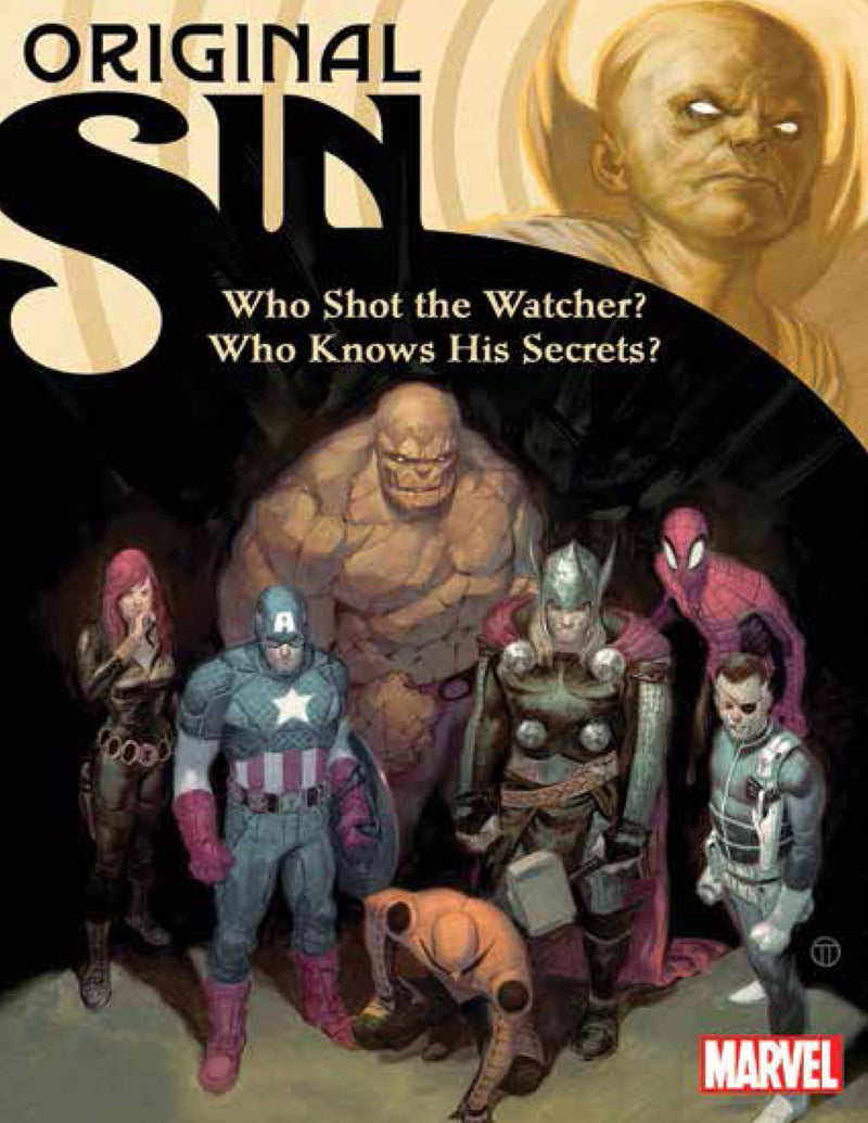ORIGINAL SINS #1 (OF 5)