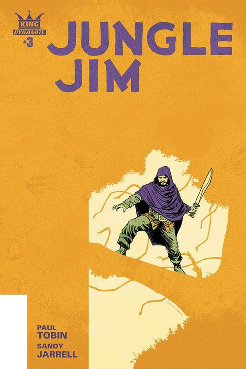 KING: JUNGLE JIM #3 (OF 4)
