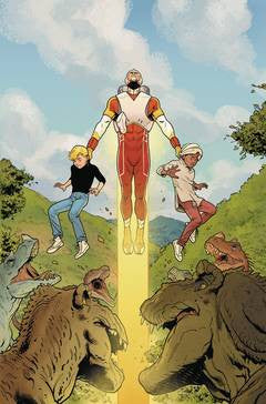 ADAM STRANGE FUTURE QUEST ANNUAL #1