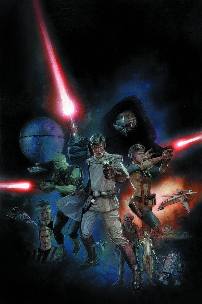 THE STAR WARS #1 (OF 8)