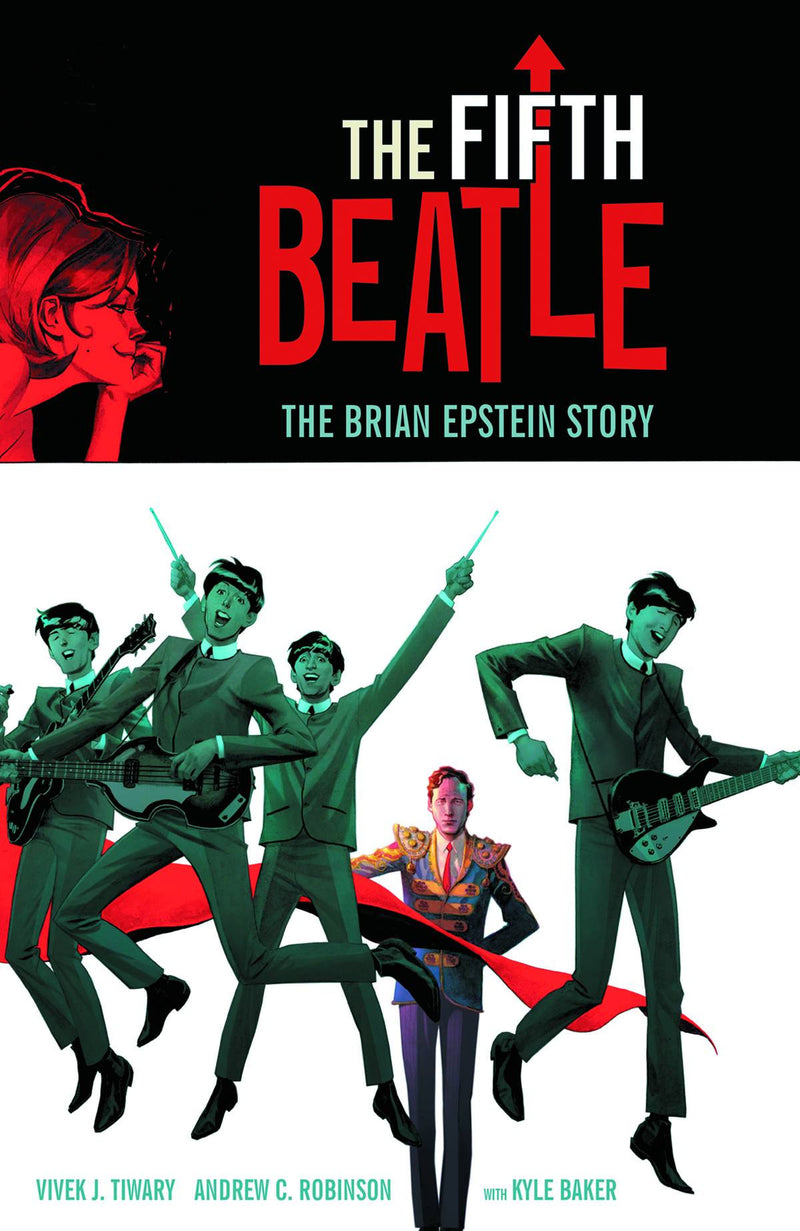 THE FIFTH BEATLE: THE BRIAN EPSTEIN STORY HC