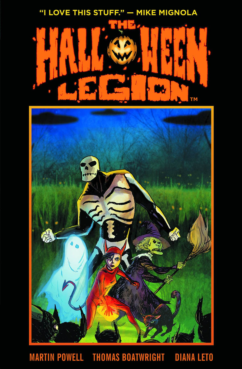 THE HALLOWEEN LEGION: THE GREAT GOBLIN INVASION HC