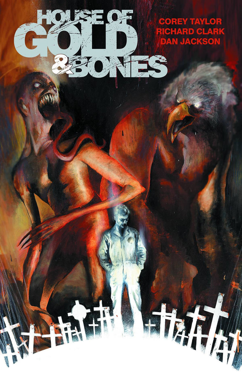 HOUSE OF GOLD & BONES TP