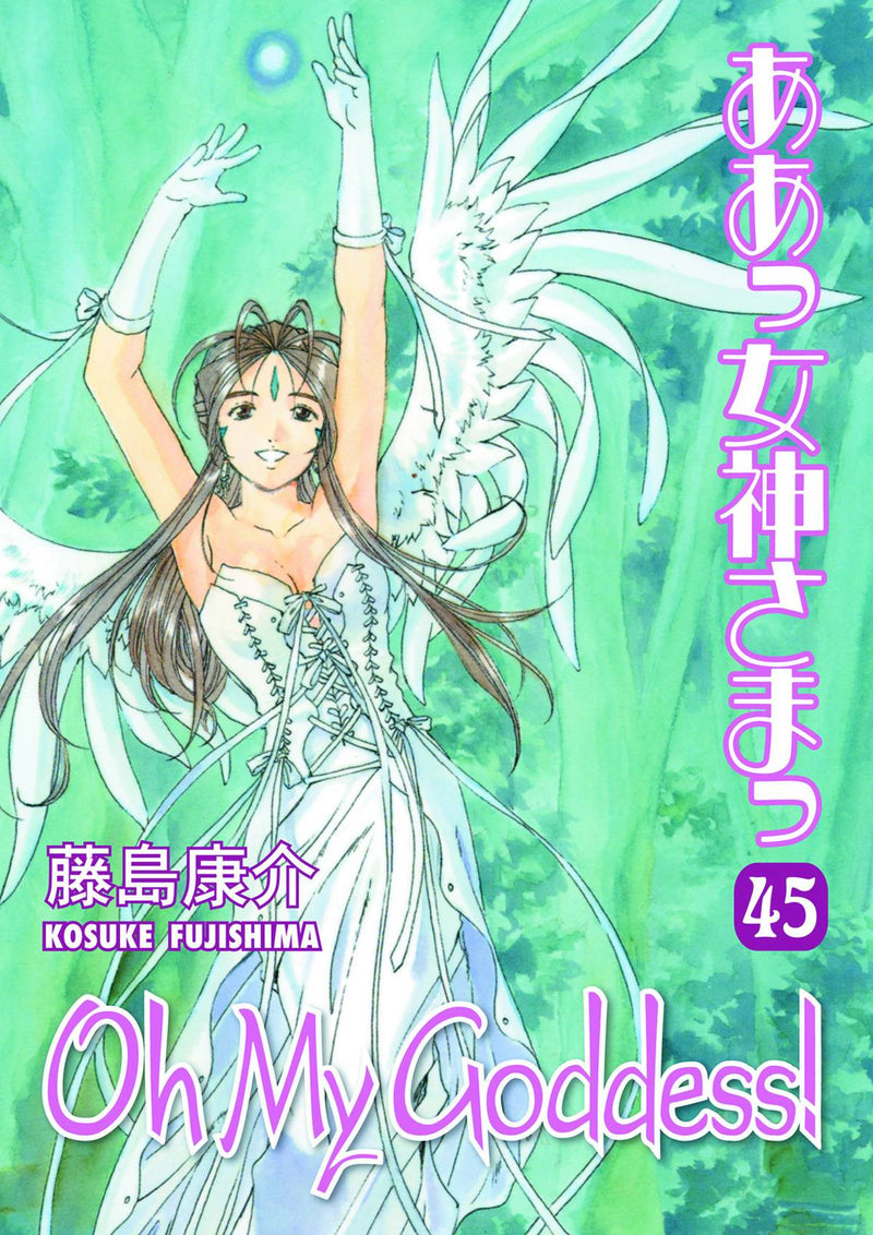 OH MY GODDESS! VOLUME 45 TP