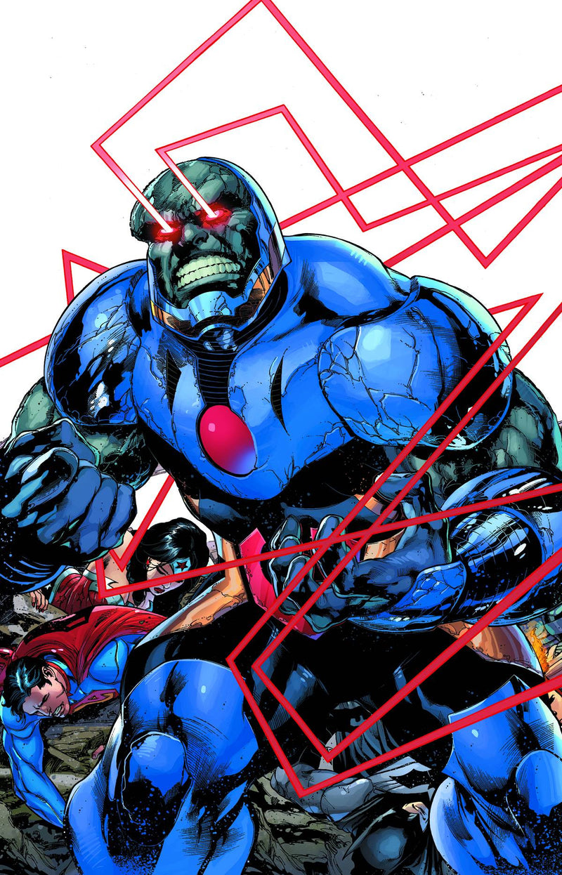 JUSTICE LEAGUE #23.1: DARKSEID