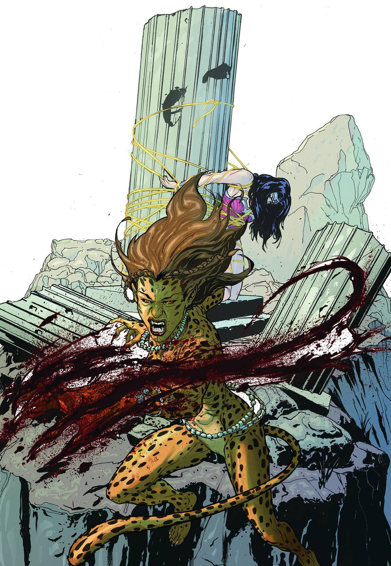 WONDER WOMAN #23.1: THE CHEETAH