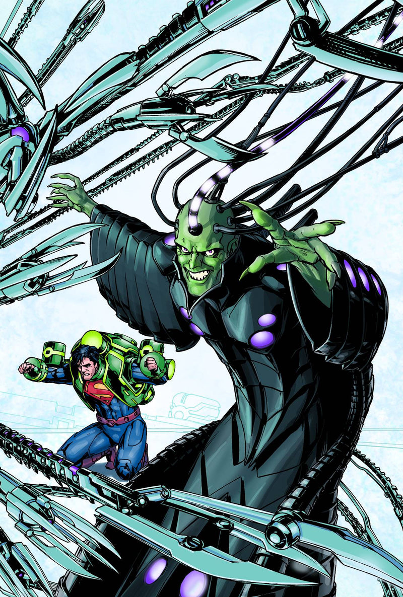 SUPERMAN #23.2: BRAINIAC