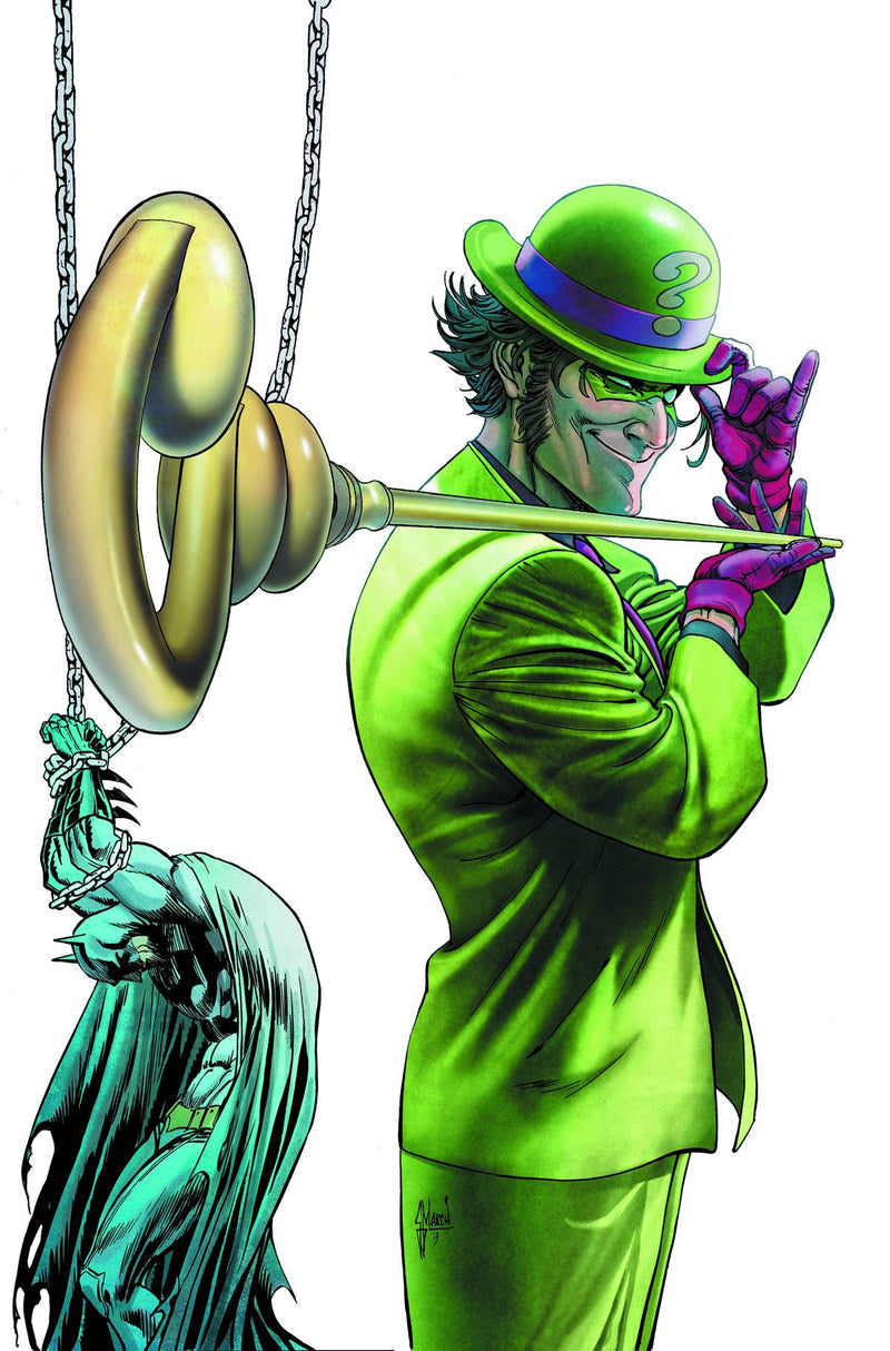 BATMAN #23.2: THE RIDDLER