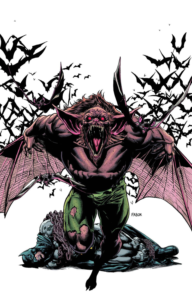 DETECTIVE COMICS #23.4: MAN-BAT