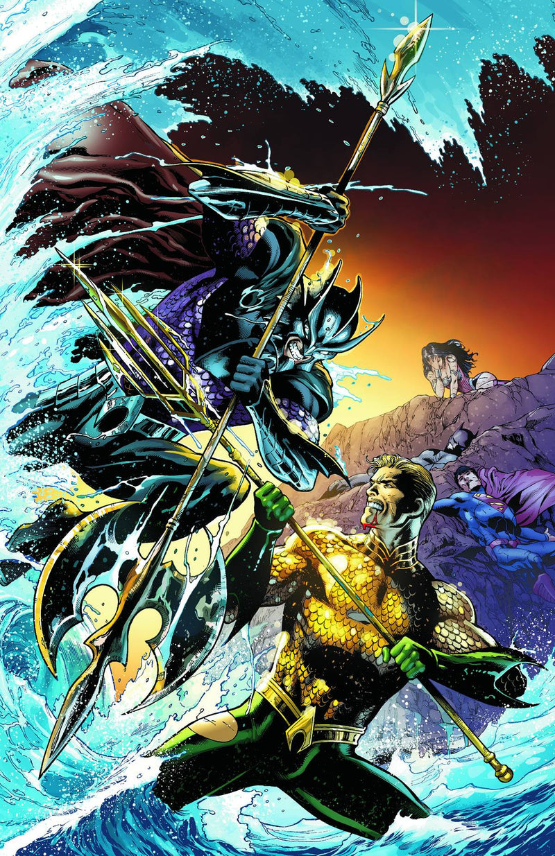 AQUAMAN HC VOL 03 THRONE OF ATLANTIS
