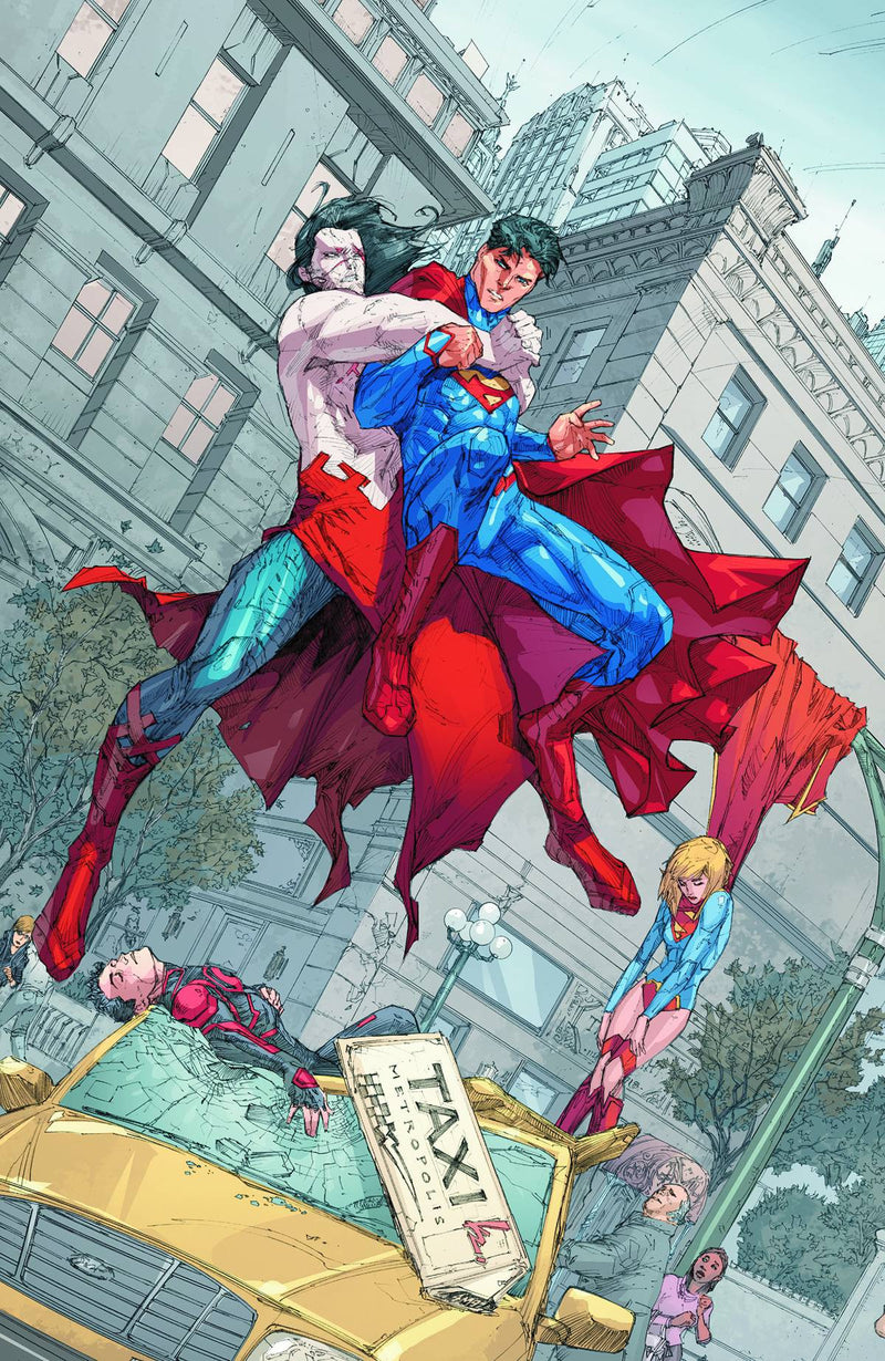 SUPERMAN HEL ON EARTH HC