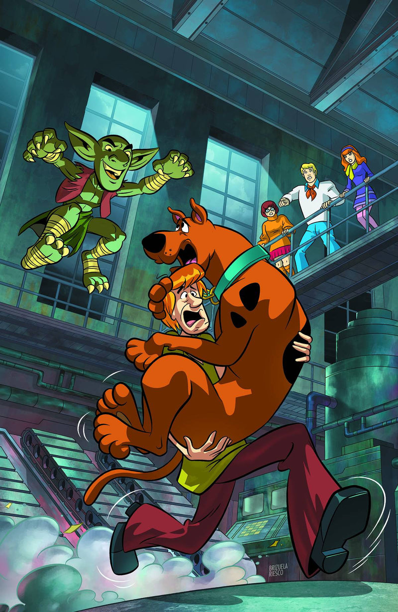 SCOOBY-DOO, WHERE ARE YOU? #37