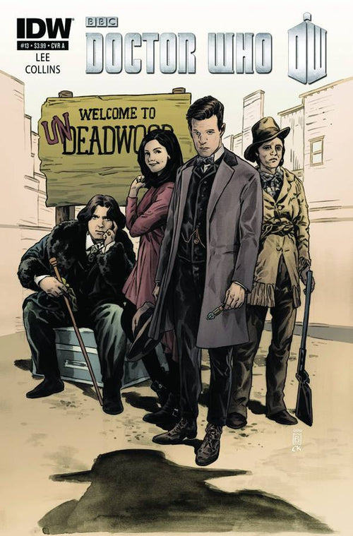 DOCTOR WHO #13