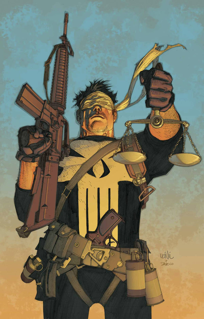 PUNISHER: TRIAL OF THE PUNISHER #1 (OF 2)
