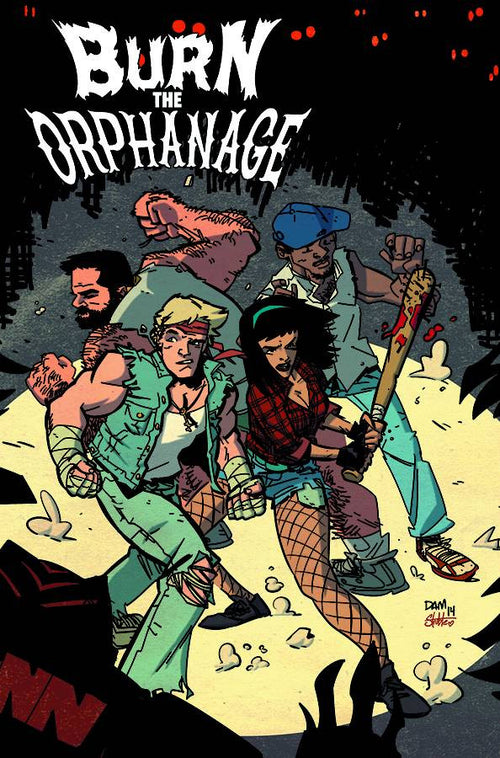 BURN THE ORPHANAGE: REIGN OF TERROR #5 (OF 5)