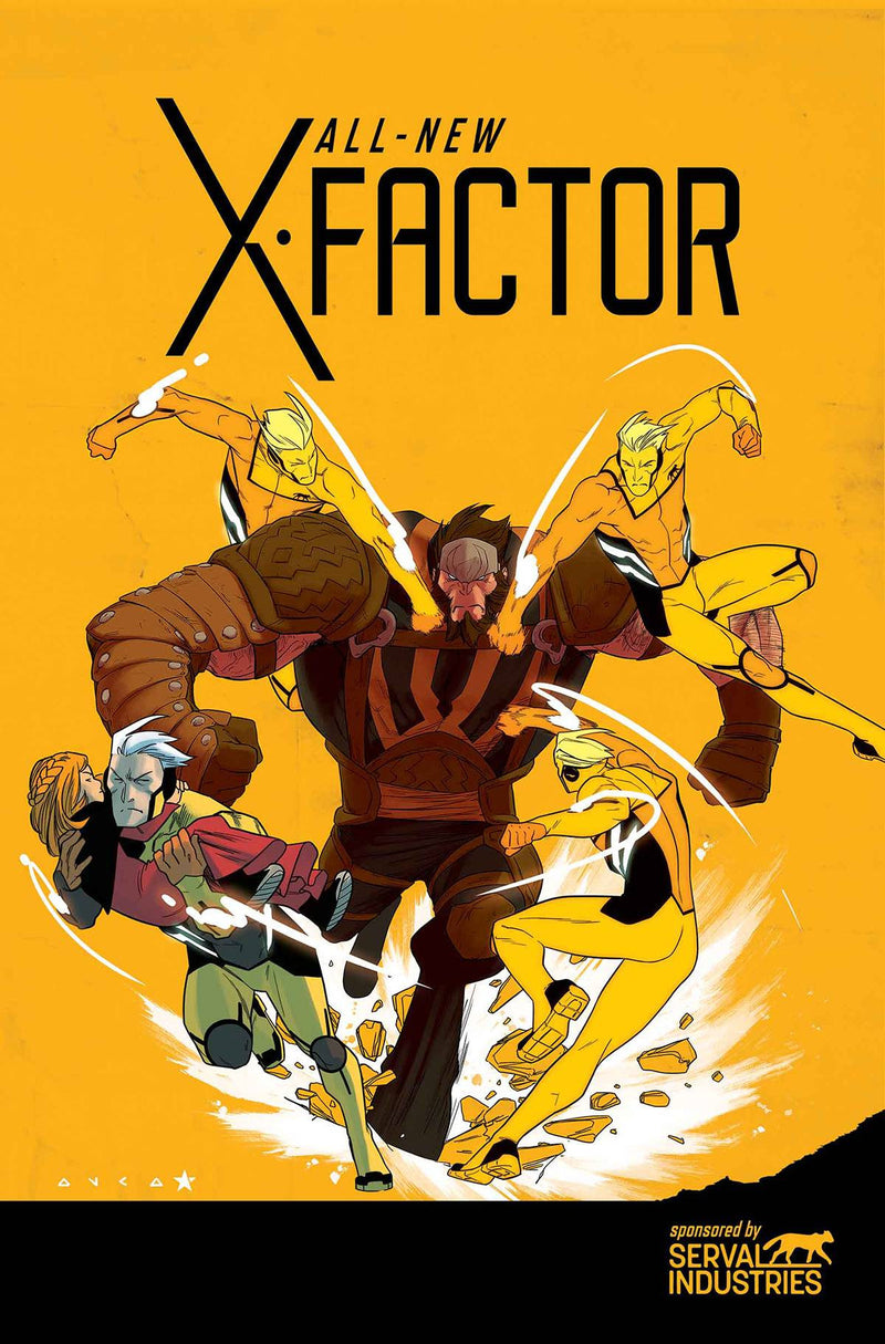 ALL-NEW X-FACTOR # 14