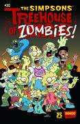 THE SIMPSONS TREEHOUSE OF HORROR #20