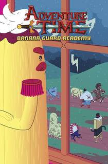 ADVENTURE TIME: BANANA GUARD ACADEMY #3