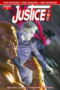 JUSTICE, INC. #2 (OF 6)