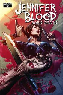 JENNIFER BLOOD: BORN AGAIN #2 (OF 5)